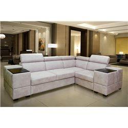 Мягкий угловой диван Касабланка 3
